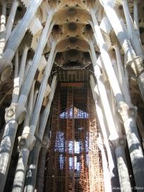La Sagrada Familia 2007