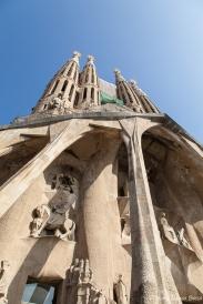 La Sagrada Familia 2012