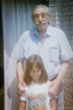 Abuelito y yo