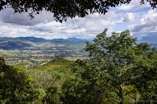 Paisaje Monte Alban
