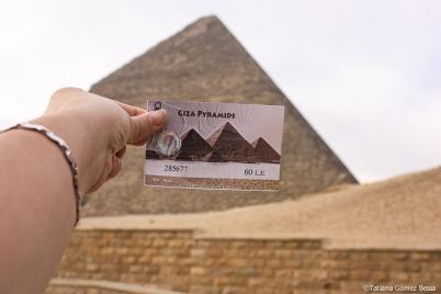 Necrópolis de Giza.