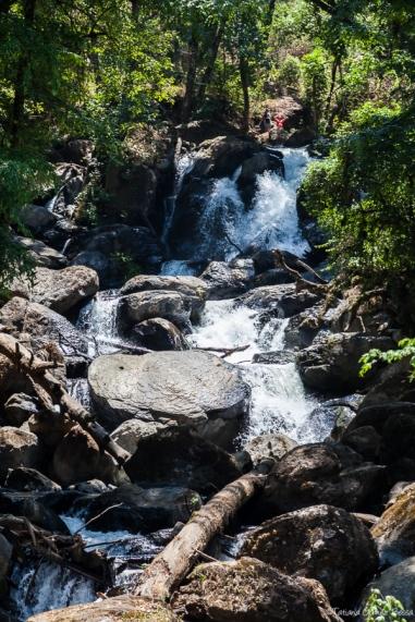 Cascada Rio el Molino