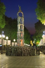 Estatua Castellers