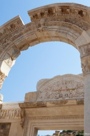 Templo de Adriano, Medusa