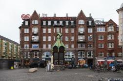 Plaza en Christiania