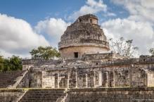 El Caracol, también denominado Templo de Venus, observatorio astronómico