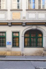Casa donde vivió Mozart